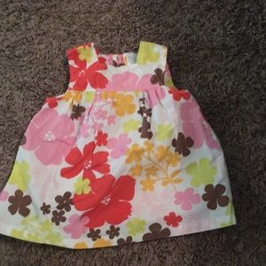 Other - Just One You Baby Girl Floral Dress